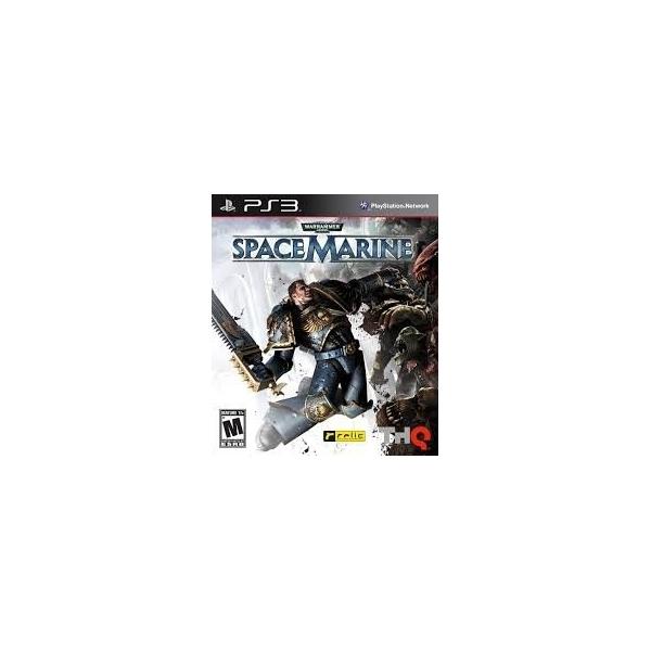 Warhammer 40 000 Space Marine