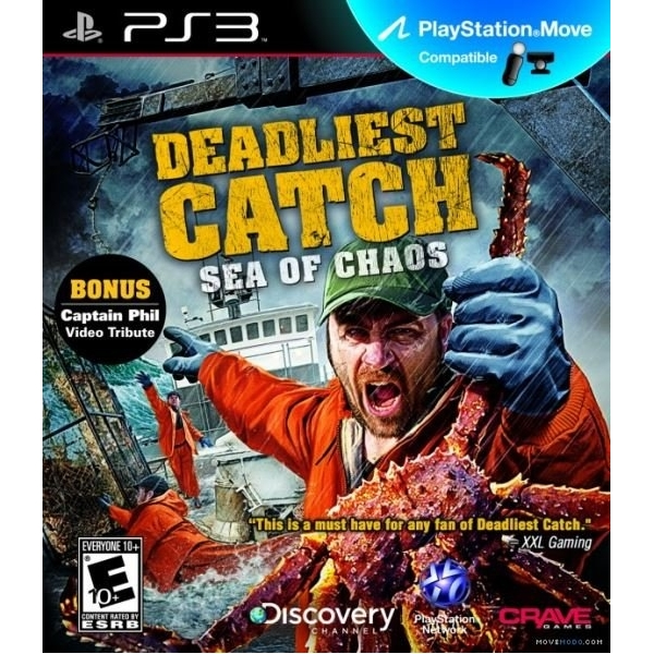 Deadliest Catch : Sea of Chaos