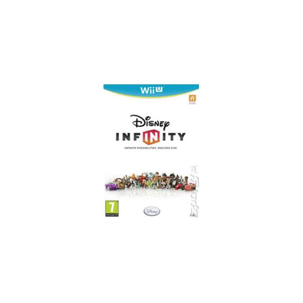 Disney Infinity (pouze hra) Wii U