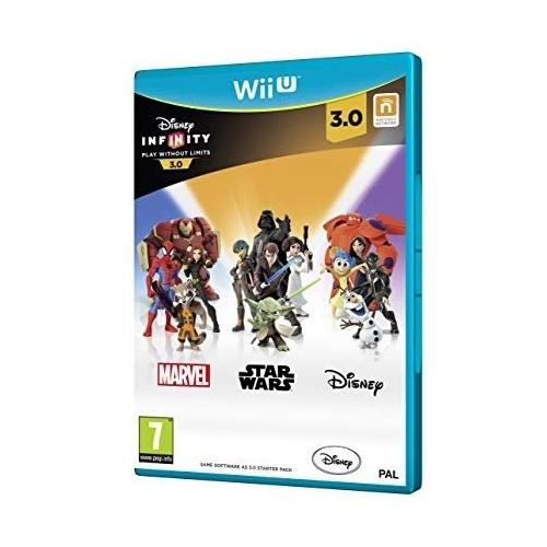 Disney Infinity 3.0 Play without Limits (pouze hra) Wii U