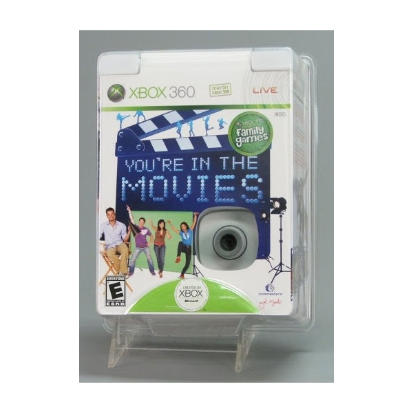 You're in the Movies XBOX 360 + kamera