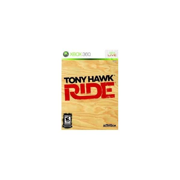 Tony Hawk Ride (pouze hra)
