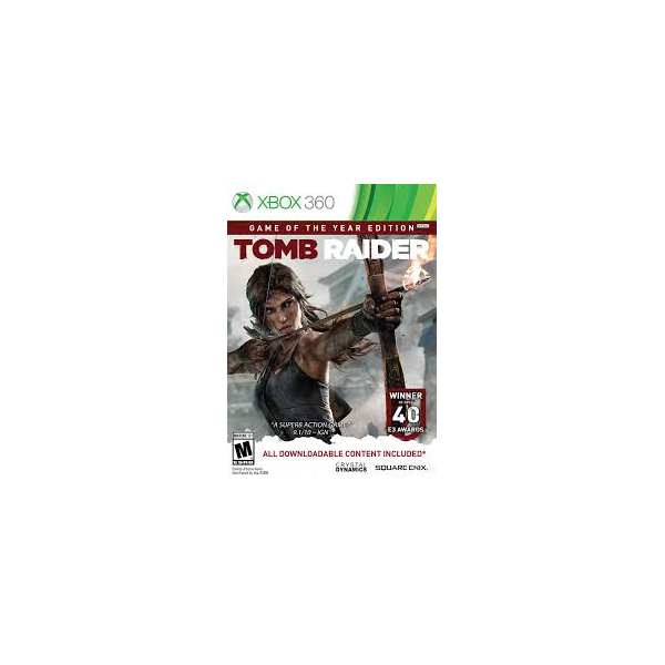 Tomb Raider : Game of the Year Edition
