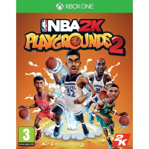 NBA 2K : Playgrounds 2