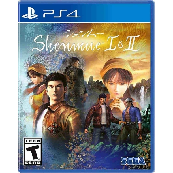 Shenmue 1 + 2