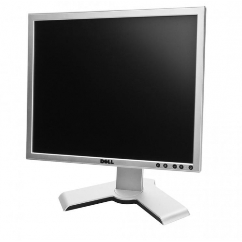 """LCD Dell 19"""" 1908FP, silver, A-"""