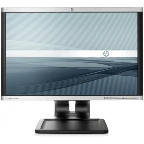 "LCD HP 22"" LA2205WG, black/silver, A"