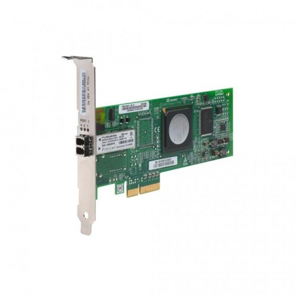 Qlogic QLE2460, Single Port 4Gb Fibre Channel  to PCI Express Host Bus Adapter