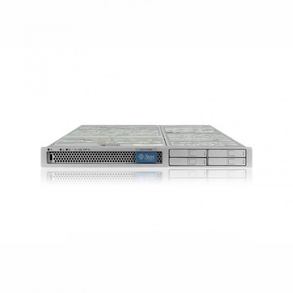 SunFire X4100 M2, 2x AMD Opteron 2356 2.3GHz/32GB DDR2 ECC 5300P(8x4GB)