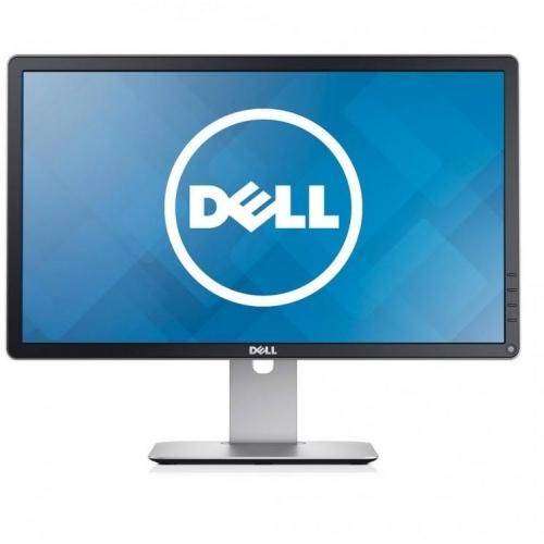 """LCD Dell 22"""" P2214H, black/silver, B+"""