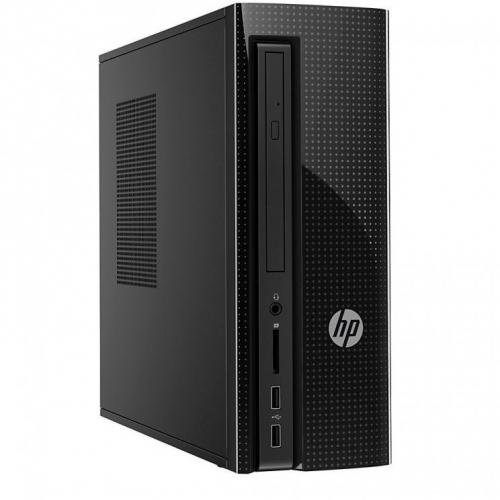 HP Slimline 260-a100nf, AMD E2-7110 1.8GHz/4GB DDR3/1TB HDD/HP Remarketed
