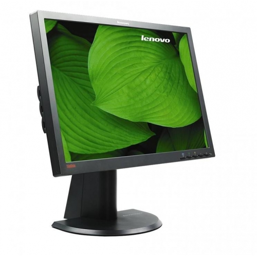 "LCD Lenovo 24"" LT2452p, black, A-"