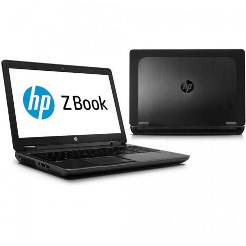 HP ZBook 15 G2, Core i7 4810MQ 2.8GHz/16GB RAM/512GB SSD/backlit kb/battery DB