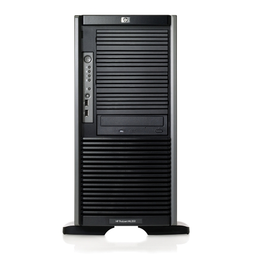 HP Proliant ML350 G5, 2x Intel Xeon E5420 2.5GHz/24GB DDR2 ECC 5300F(6x4GB)