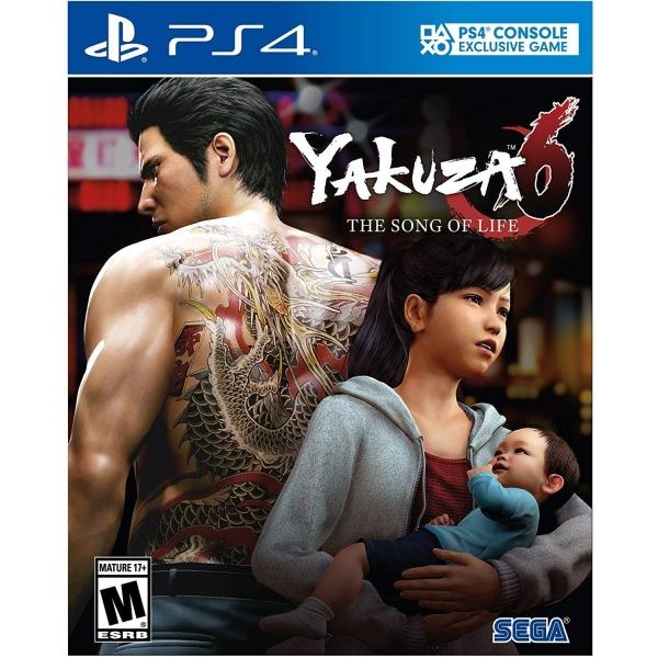 Yakuza 6 (nová)