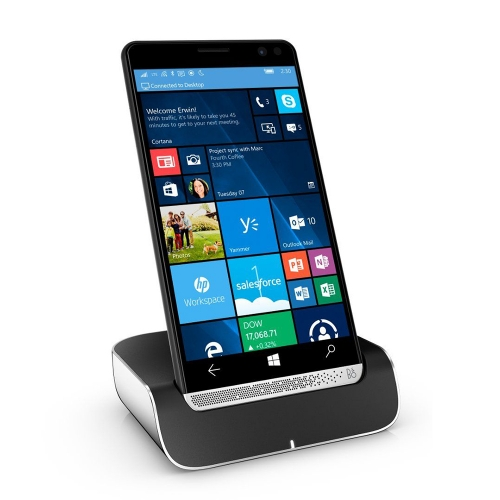 HP Elite X3, Snapdragon 820/4GB LPDDR4/64GB/Qualcomm Adreno 530/Windows 10 Mobile