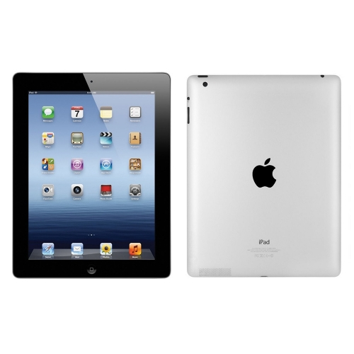 Apple iPad 4th Gen Wi-Fi/Cellular Black, 16GB