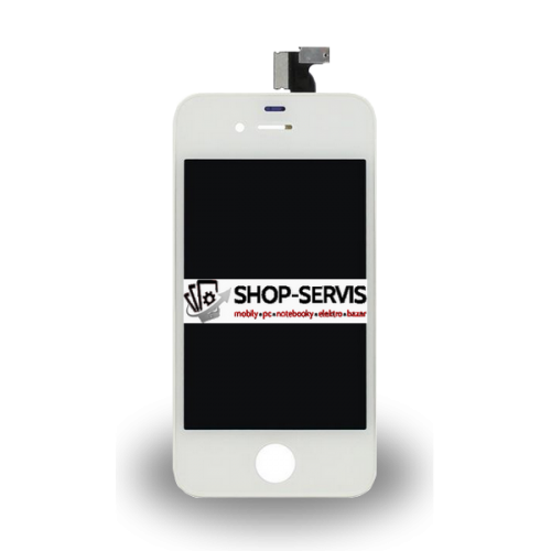 LCD Displej Apple iPhone 4 white