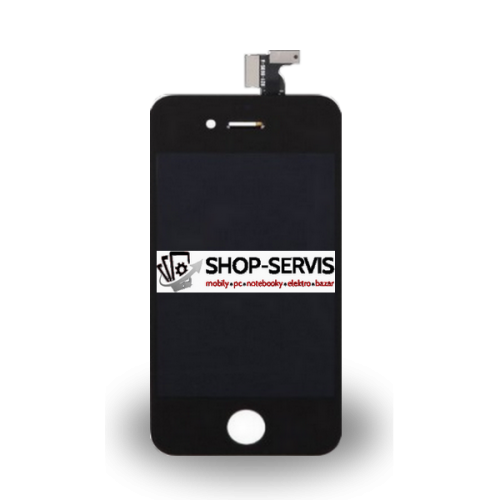 LCD Displej Apple iPhone 4s black