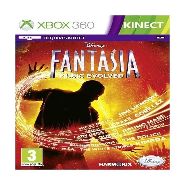 Fantasia : Music Evolved