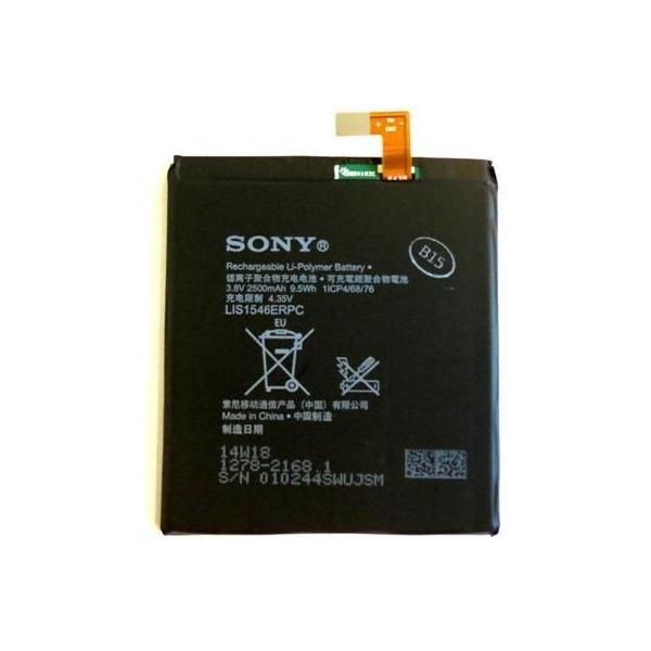 1278-2168 Sony Baterie 2500mAh Li-Pol (Bulk)