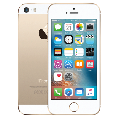 Appl iPhone 5s 16GB gold