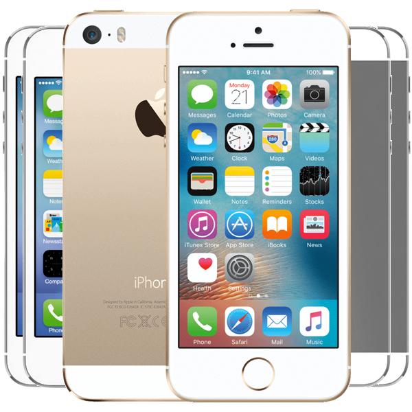 Apple iPhone 5s 64 GB gold