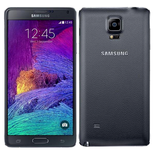 Samsung Note 4 N 910 32GB black