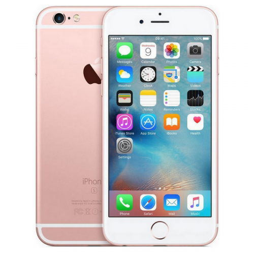 Apple iPhone 6s 64GB rose gold Repas
