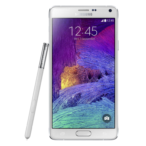 Samsung Note 4 N 910 32GB white