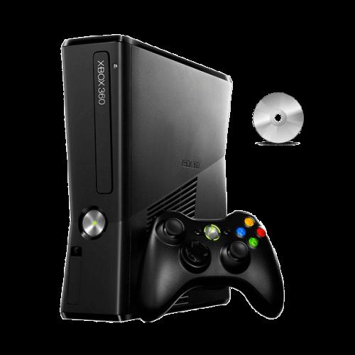 Microsoft Xbox 360 bez HDD