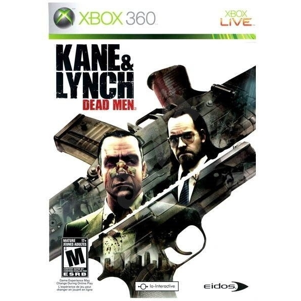 Kane and Lynch Dead Men