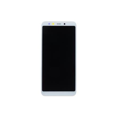 LCD Display + Dotyková Deska + Přední Kryt pro Xiaomi Mi A2 White (Service Pack)