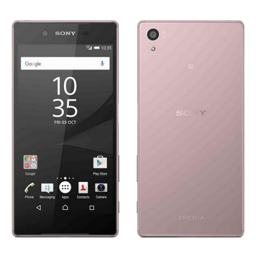 Sony Xperia Z5 E6653 pink