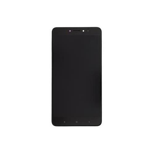 LCD Display + Dotyková Deska + Přední Kryt pro Xiaomi mi Max 2 Black