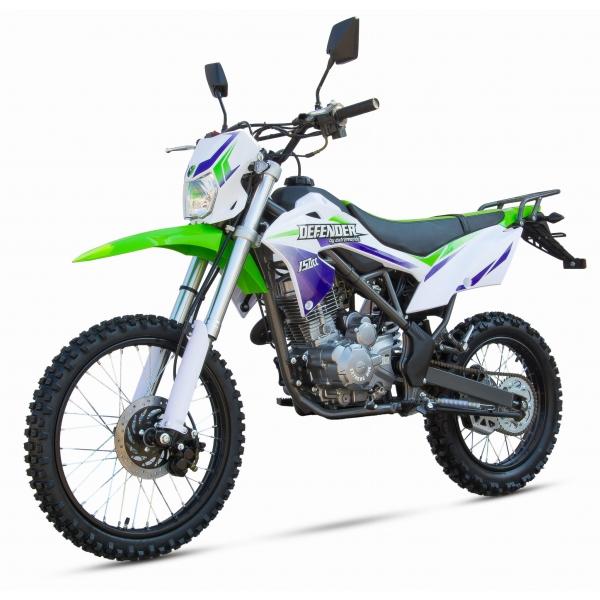 Moto Cross Defender 150CC
