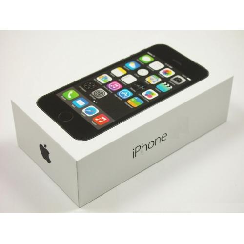 Použitá krabička, prázdný BOX pro iPhone 5 - 6s
