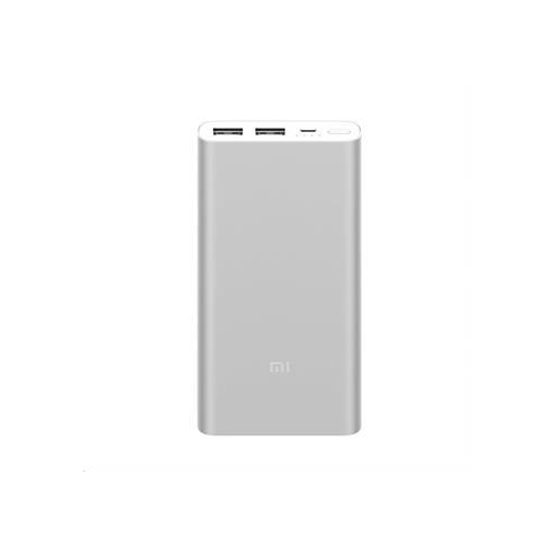Xiaomi PLM09ZM Mi PowerBank 2S 10000mAh Silver (EU Blister)