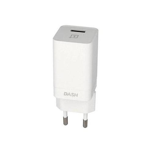 OnePlus Dash Quick 4A USB Cestovní Dobíječ White (Bulk)