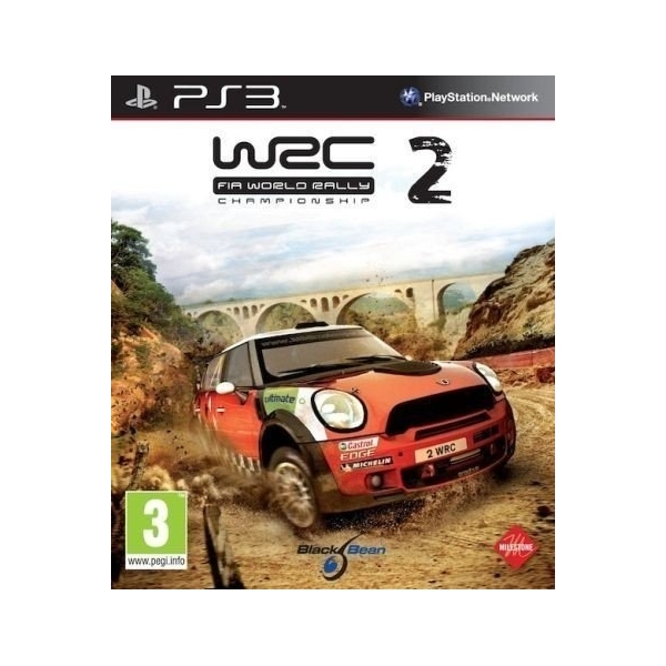 WRC 2 : Fia World Rally Championship