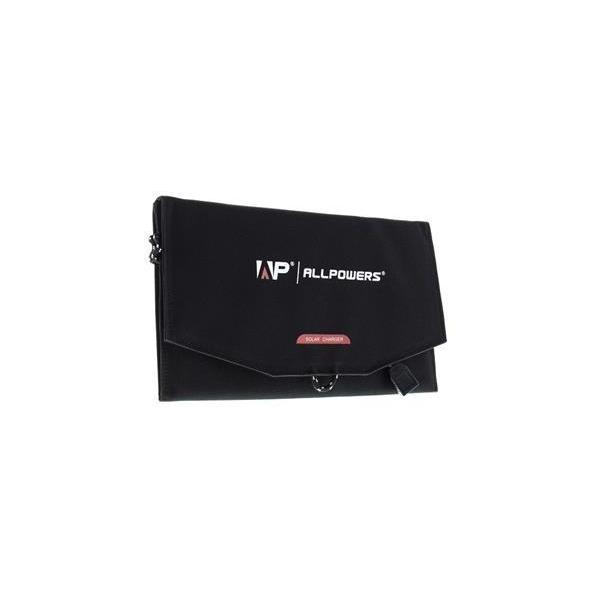 Allpowers SP5V10W Solární Dobíječ 10W (EU Blister)