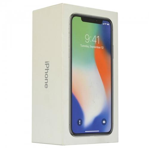 Použitá krabička, prázdný BOX pro iPhone 7, 8, X