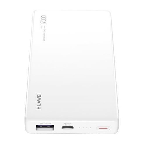 CP12s Huawei SuperCharge Power Bank 12000mAh White (EU Blister)