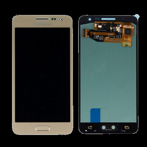 LCD Samsung Galaxy A3 A300 Gold