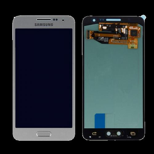 LCD Samsung Galaxy A3 A300 Silver