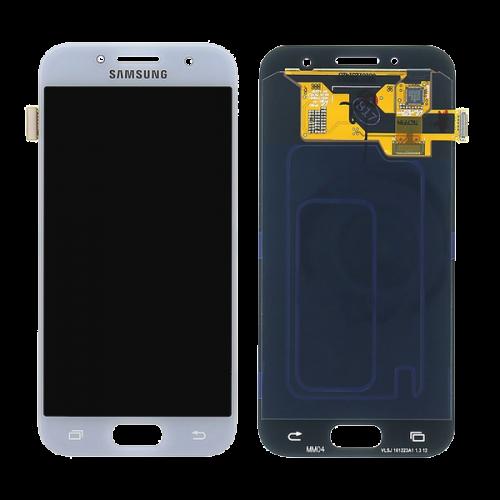 LCD Samsung Galaxy A3 2017 A320 Blue