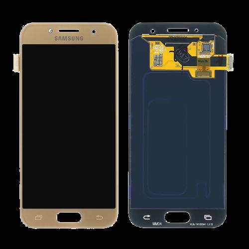 LCD Samsung Galaxy A3 2017 A320 Gold