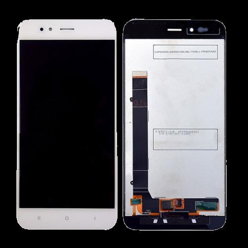 LCD Xiaomi Mi A1 White