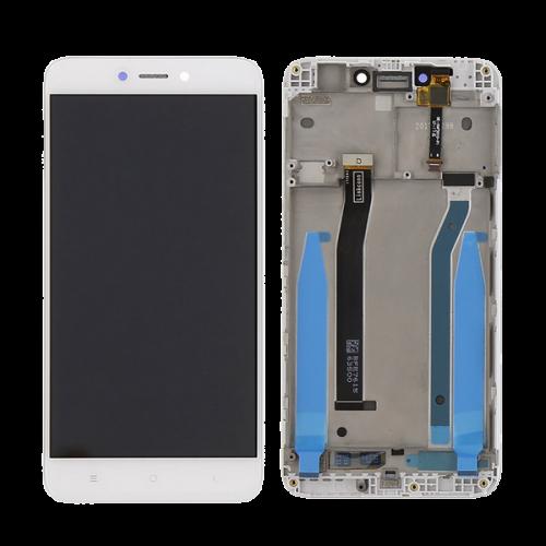 LCD Xiaomi RedMi 4X White
