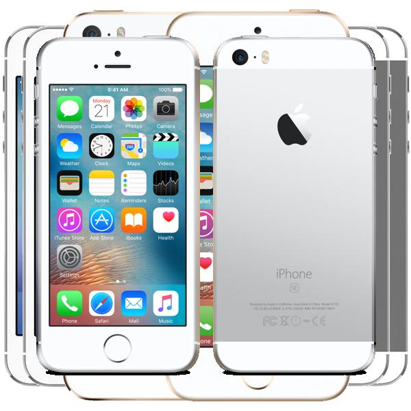 Apple iPhone 5 SE 16GB silver